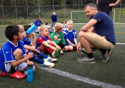 Gruppering Fotballtrening KIL