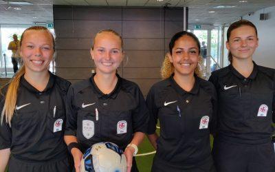 UTSATT – Klubbdommerkurs – fotball