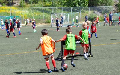 Fotball for gutter og jenter født 2013 er igang