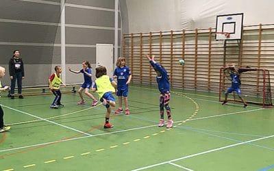 Håndball for førsteklassinger – jenter og gutter født 2013