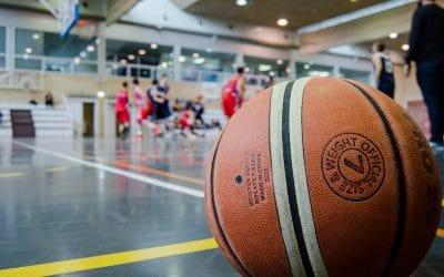 Oppstart basketball